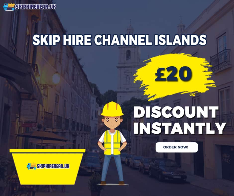 Skip Hire Channel Islands