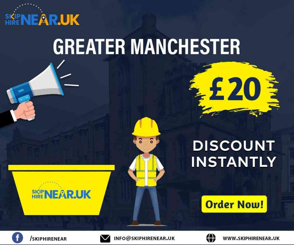 Skip Hire Greater Manchester Near Me