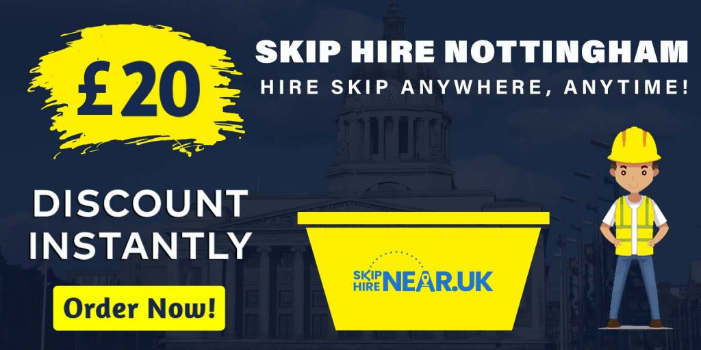 Skip Hire Nottingham Near me