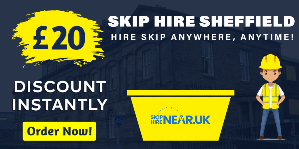 Skip Hire Sheffield Near Me