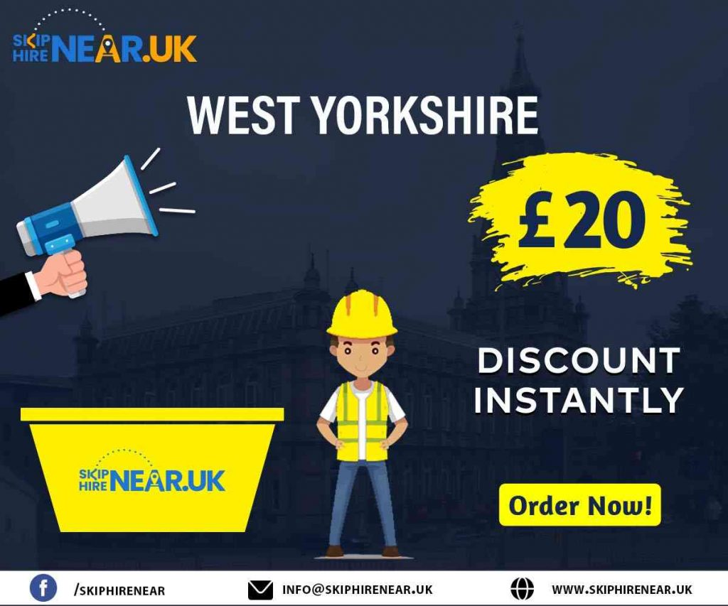 Skip Hire West Yorkshire Near Me